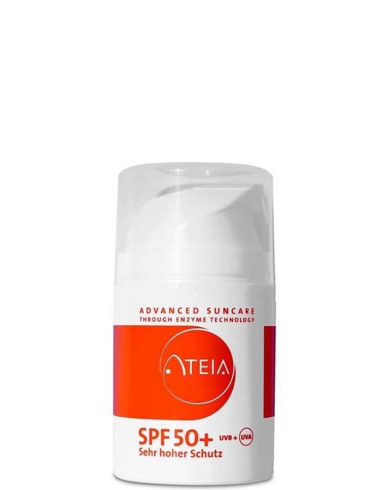 ATEIA® SPF 50+ - Ateia SPF50+ Sonnenpflege